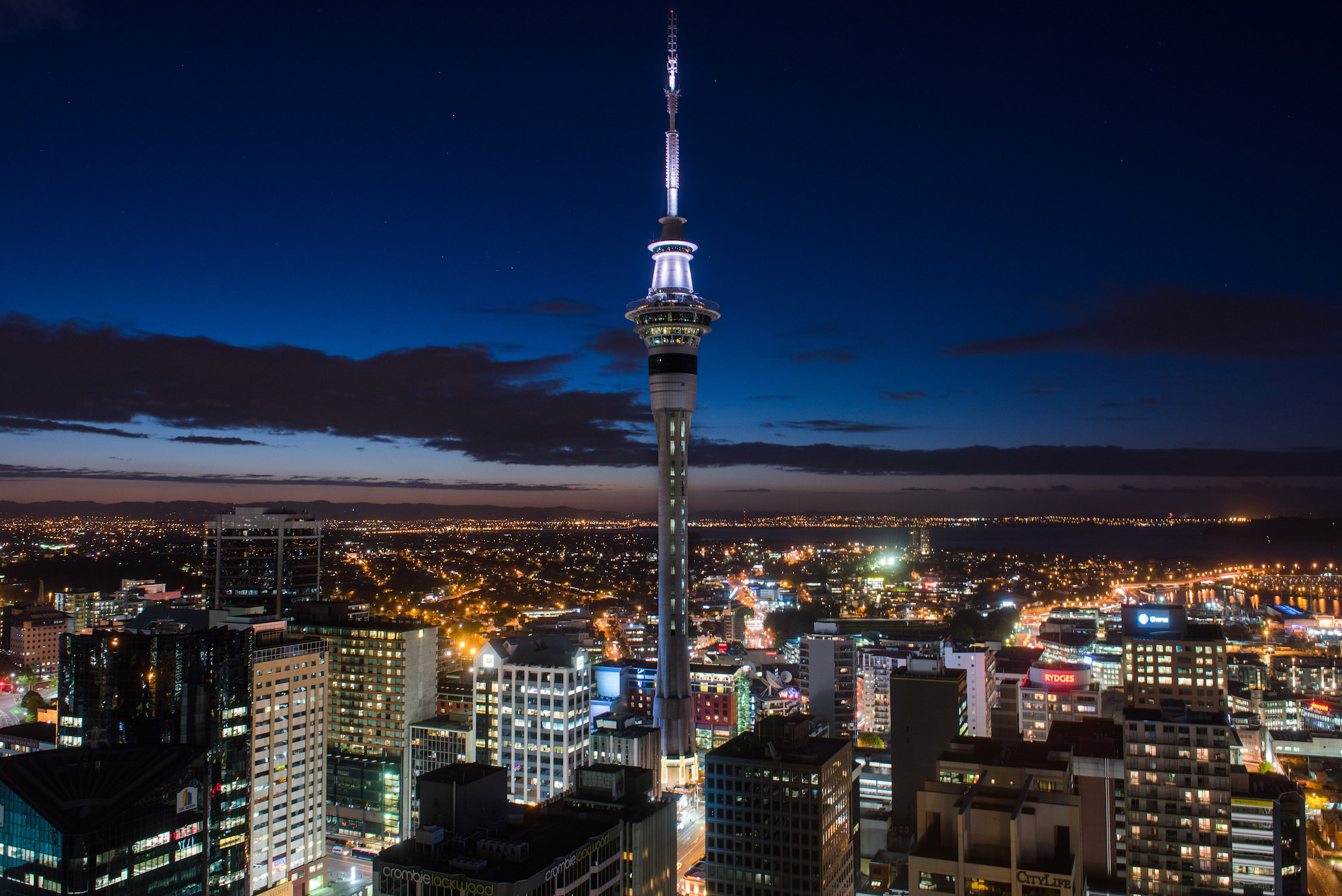 Image result for the sky tower