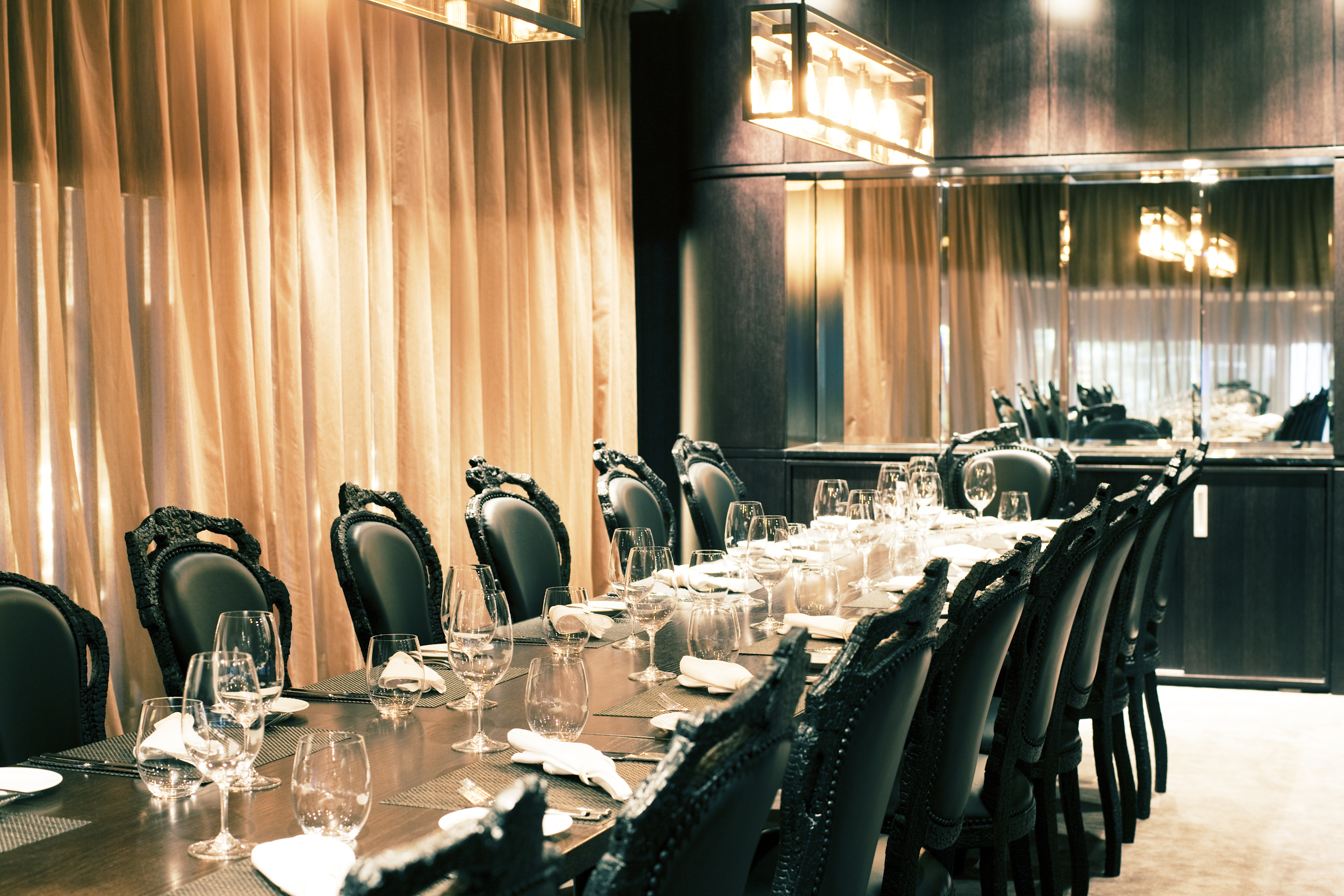 The Grill Private Dining Room Auckland